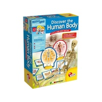 DISCOVER THE HUMAN BODY (AAC050147)