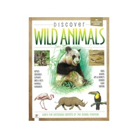 DISCOVER WILD ANIMALS (ABW907579)