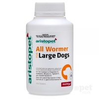 DOG LARGE ALLWORMER 100'S (AP045)