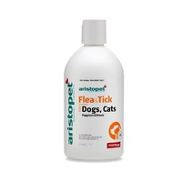 DOG FLEA & TICK RINSE 500ML (AP051)