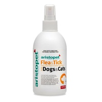 DOG FLEA & TICK SPRAY 250ML (AP053)