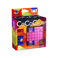 Brainwright Coco Cross Rolling Block Brainteaser (BRA8308)