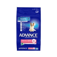 ADVANCE DOG ADULT  LAMB & RICE TOY SMALL BREED 15KG**** (DAATWLRTSB15)