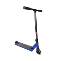 District Titus Complete Freestyle Trick Scooter - Navy Blue/Black (DIC20000)