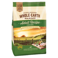 WHOLE EARTH FARMS Adult Recipe Chicken 3kg (DWEFAC3)