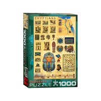 Ancient Egyptians 1000 Piece (EUR60083)