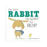 LITTLE RABBIT WHO LOST HER HOP (FIV404703)