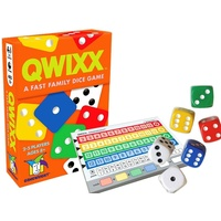 QWIXX Family Dice Game (GWI1201)