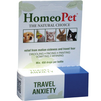 HOMEOPET TRAVEL ANXIETY 15ML (H7704)
