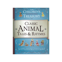Children's Treasury Classic Animal Tales & Rhymes Book (HER902031)