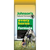 JOHNSONS EVERY HORSE WEIGHT GAIN 20KG (HJEHWG20)