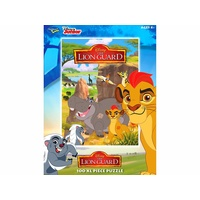 Disney Lion Guard 100 Piece XL Puzzle (HOL098125)