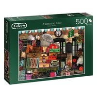 A WEEKEND AWAY 500pc (JUM11154)