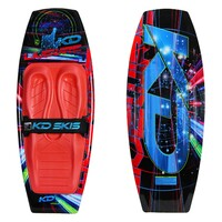 KD Skis Livewire Fibreglass Kneeboard Boating Water Sports