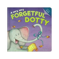 A VERY VERY FORGETFUL DOTTY (LAK453039)
