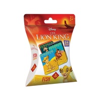 Lion King Go Fish Card Game (MJM18218)