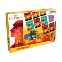 Lion King Memory Card Game (MJM18219)