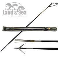 LAND & SEA JAVELIN HAND SPEAR WITH BAG - AVAILABLE IN 2 PIECE OR 3 PIECE