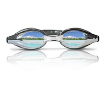 LAND & SEA MIRRORED SILICONE GOGGLES - MINIMISE SUN GLARE