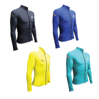 ADRENALIN MENS 2P THERMO SHIELD TOP FRONT ZIP - LONG SLEEVE