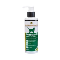 NATURAL ANIMAL SOLUTIONS OMEGA 3,6 & 9 OIL FOR CATS 200ML (N5700)