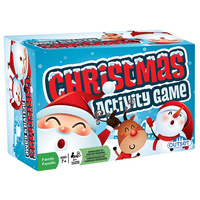 Christmas Activity Games (OUT13348)