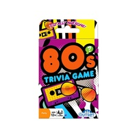 80s Trivia And Game (OUT19138)