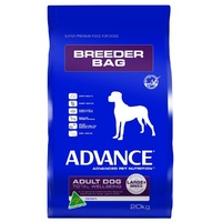 ADVANCE ADULT DOG LARGE+ BREED BREEDER BAG 20KG (P5938)