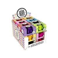 Colour Block Puzzle Assorted x 24 (PRO534882)