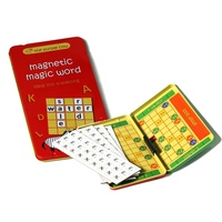 Magnetic Magic Word Travel Game (PUR890841)