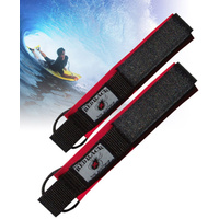 REDBACK SURF FIN SAVER - NEVER LOSE YOUR FINS - PERFECT FOR BIG WIPEOUTS