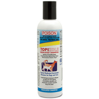 FIDOS TOPIZOLE SHAMPOO 500ML (T5661)