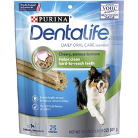 DENTALIFE S/M Dog Treats 4x507g (TNDSD4X507)