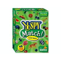 I Spy Match Card Game (UNI00638)