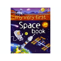 MY VERY FIRST SPACE BOOK (USB582007)