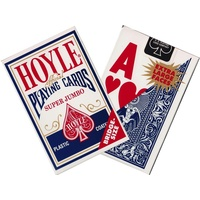HOYLE POKER SUPER JUMBO SINGLE (USP01223)