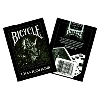 BICYCLE POKER GUARDIANS (USP01528)
