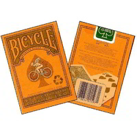 BICYCLE POKER ECO EDITION (USP01597)
