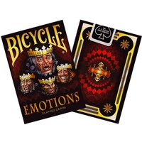 BICYCLE POKER EMOTIONS (USP02389)