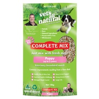 VETS ALL NATURAL COMPLETE MIX 15KG PUPPY (V2109)