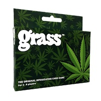 GRASS CARD GAME (hangsell) (VEN000940)