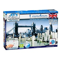 4D CITYSCAPE LONDON (VEN000964)
