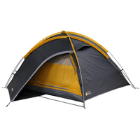 Vango Halo Pro 200 2 Person Camping & Hiking Tent - Anthracite (VTE-HA200-N)