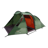 Vango Omega 600XL 6 Person Camping & Hiking Tent - Cactus (VTE-OM600XL-J)