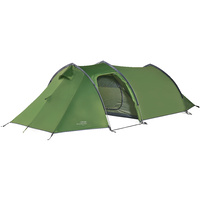 Vango Pulsar Pro 200 2 Person Camping & Hiking Tent - Pamir Green (VTE-PU200-NP)