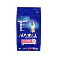 ADVANCE ADULT TOTAL WELLBEING ALL BREED - LAMB & RICE 15KG (W5342)
