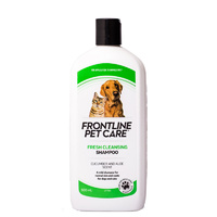 FRONTLINE FRESH CLEANSING SHAMPOO 500ML (WFFCS500)