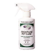 FRONTLINE HOME AND ENVIRONMENT FLEA SPRAY 375ML (WFHEFS375)