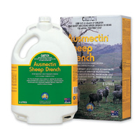 IAH AUSMECTIN SHEEP DRENCH ORAL 5L (WIASDO5)