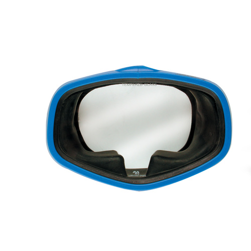 LAND & SEA BEAVER D/SEAL RUBBER MASK - POPULAR STYLE FULL FACE & WIDE VIEW